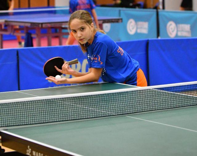 Anne-Fleur Hamaekers debuteert in Nederlands team
